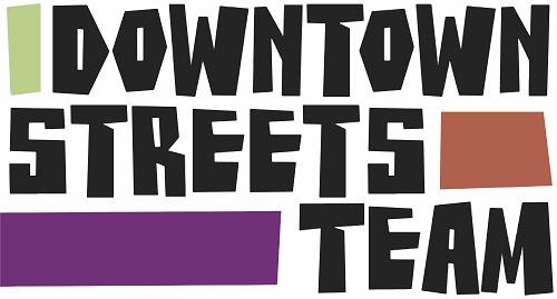 Downtown Streets Team Food Closet LOGO